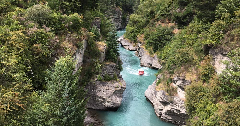 Raging river to quiet country creek – Next stop: Munich